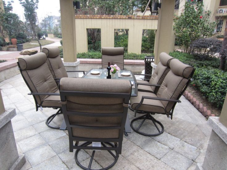 Patio Dining Set Deluxe 1024x768