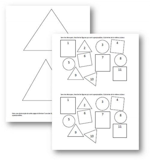 ecole géométrie