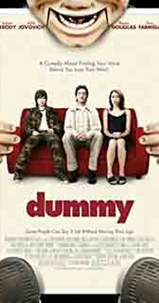 Directed by Greg Pritikin.  With Adrien Brody, Milla Jovovich, Illeana Douglas, Vera Farmiga. An ex-office worker becomes a ventriloquist, leading to a date with his unemployment counselor; but his quirky family and a gauche female friend may thwart his new career and love life.