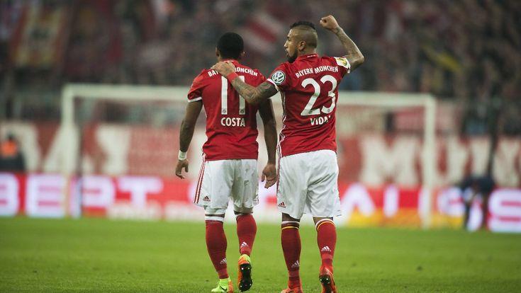 Viertelfinale im DFB-Pokal: FC Bayern empfängt Schalke, BVB im Losglück