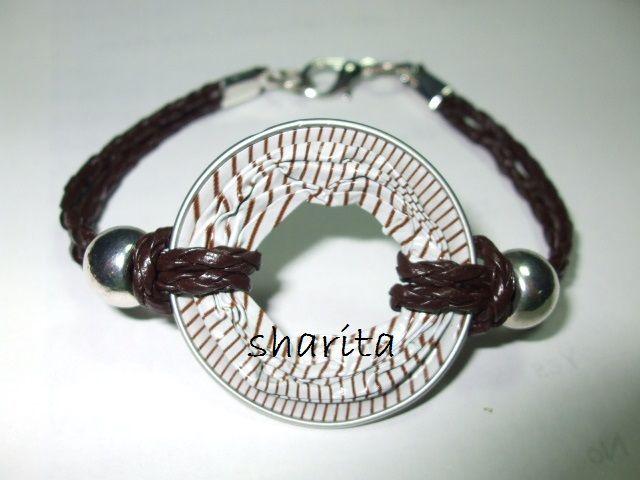 jewelry idea for bracelet with nespresso capsule ♥