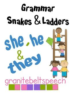 203 best images about SLP Pronouns on Pinterest | Pronoun worksheets ...