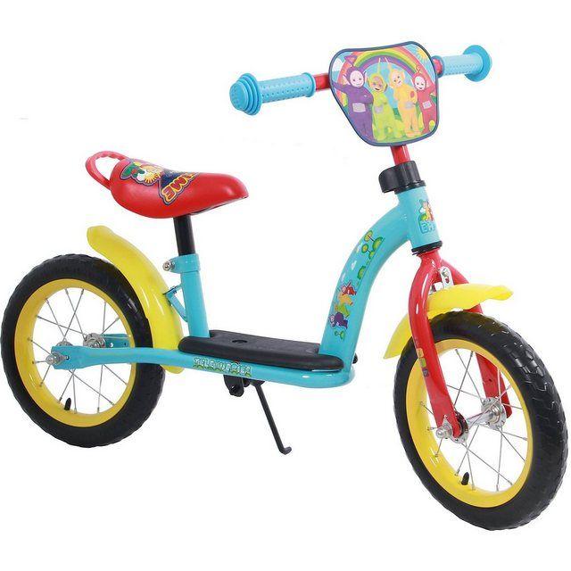 Teletubbie Kinderlaufrad 12 Zoll In 2020 Kinderlaufrad Laufrad