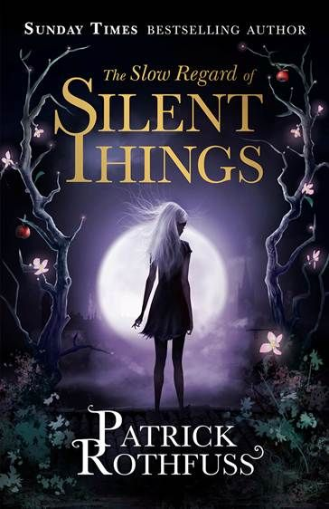 The Slow Regard of Silent Things by Patrick Rothfuss - can't decide which cover I like best: