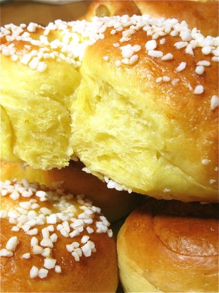 Holiday baking traditions: St. Lucia Buns - Flourish - King Arthur Flour