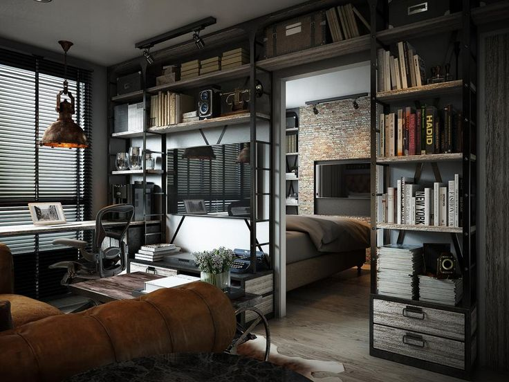 lofty design shelves wall. 259 best Great Interior Design  Architecture images on Pinterest Home ideas Industrial loft and Vintage industrial