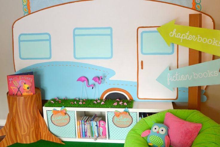 Reading Corner ideas and more! Back to School…..Let the Adventure Begin! Great ideas for back to school and classroom themes. ~Simply Sprout