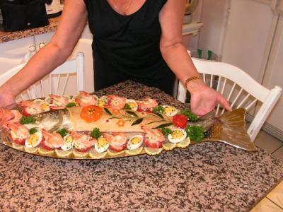 Plusieurs recettes de saumon frais en Bellevue + photos