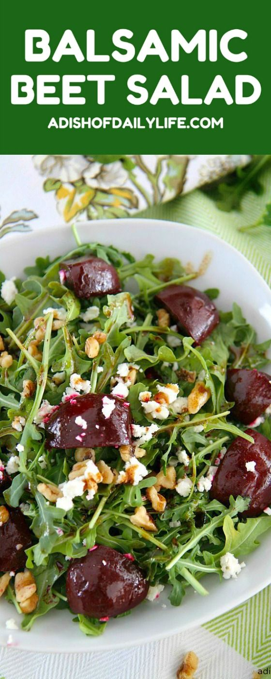 Salads and Greens on Pinterest | Kale salads, Salads and Arugula salad ...