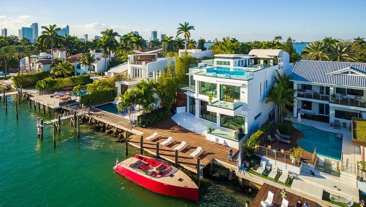 La Villa Les Anges 9 À Miami Villa miami, Villa et