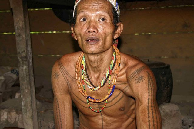People of Mentawai