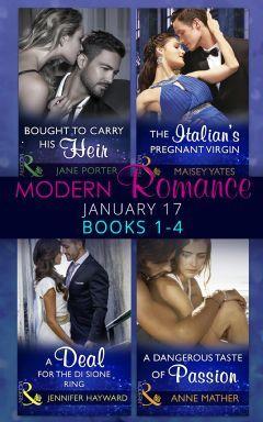 Modern Romance January 2017 Books 1 - 4