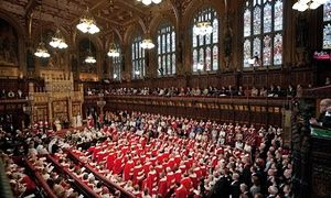 'Outrageous' Tory changes to electoral roll will face challenge in Lords  Lib Dems accuse government of 'gerrymandering' over expedited move to new register, which contains 1.9 million fewer names than the old one