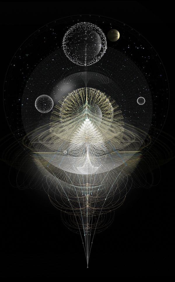 Light Beyond Sound by Tatiana Plakhova. Tetta minir mig a eitthvad svona transformation dot