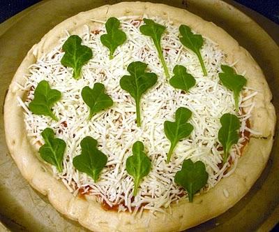 St Patricks Day Pizza