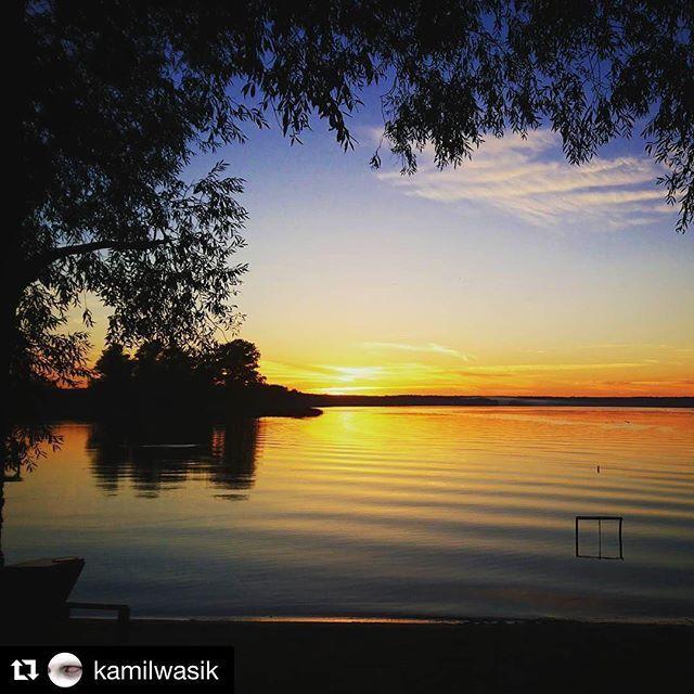 #Repost @kamilwasik with @repostapp ・・・ #urlop #urlopik #dadaj #jezioro #biskupiec #warmia #biskupiecfb #ibiskupiec