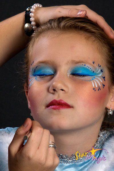 Children S Halloween Face Painting