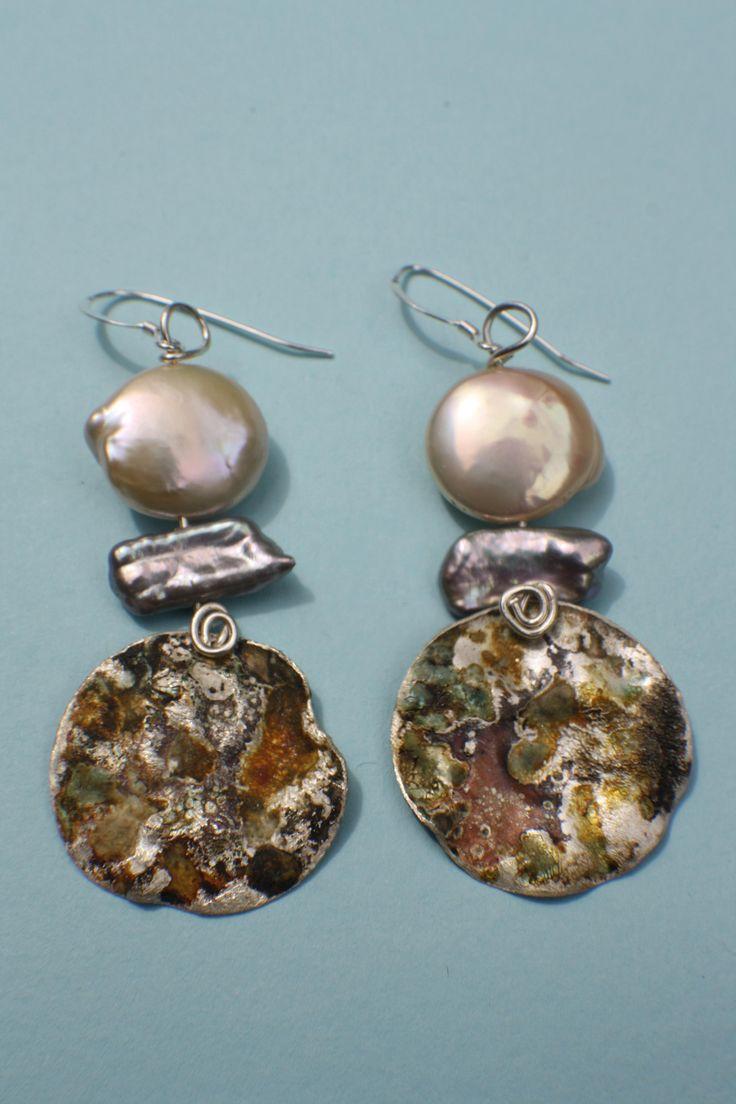 Lisa Ben-Zeev || Circle Earrings $98.00