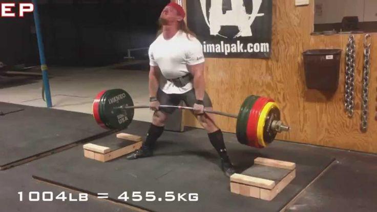 Dan Green - Carnivore - Powerlifting Motivation