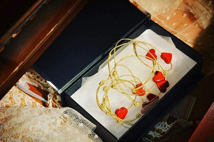 ❤⚘LOVE BRACELETS⚘❤ ⚘https://alexandravelentza.com/el/shop/love-bracelet-2 ⚘https://alexandravelentza.com/shop/gold-bracelet-with-ceramic-heart ❤Showroom: Tzaferi 16, Athens