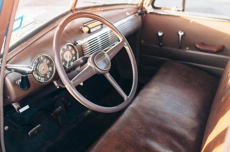 1951 Chevrolet 3100 Pickup 2 740x491 - 1951 Chevrolet 3100 Pickup