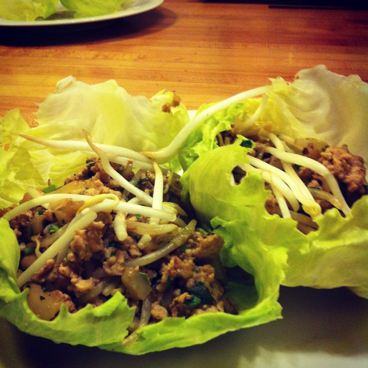 Recipe: San Choy Bow - Great information, tips, crafts and recipes for School Mums.
