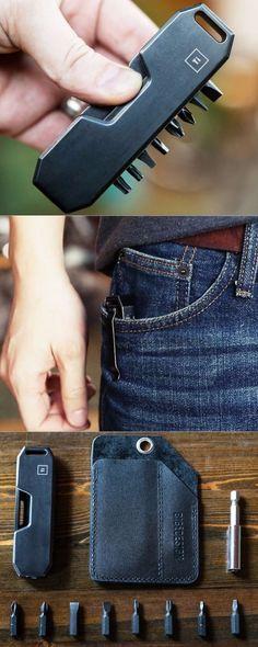 Everyday Carry EDC Pocket Sized Screwdriver Multi Tool #edc #everydaycarry