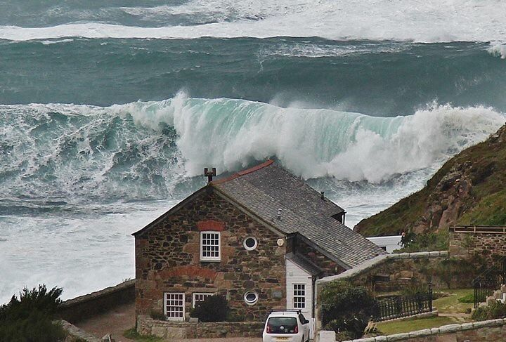 Priests Cove, St Just in Penwith, Cornwall today…