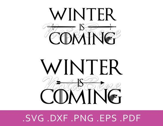 Pin On Winter Is Coming