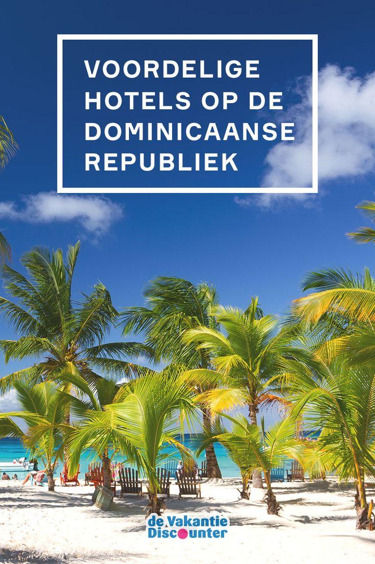 Sta je op het punt om een tropische vakantie te boeken? Ons ruime aanbod aan voordelige hotels op de Dominicaanse Republiek zorgt ervoor dat je portemonnee-vriendelijk naar de andere kant van de Atlantische Oceaan kunt afreizen. Eenmaal aangekomen kun je rekenen op hagelwitte stranden, een landschap dat gekenmerkt wordt door palmbomen en een hoge dosis cultuur.