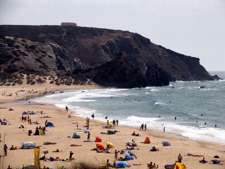 Cabo Sardão, Portugal | … da beleza selvagem de algumas das praias mais bonitas …   – Sunsets and beautiful oceans