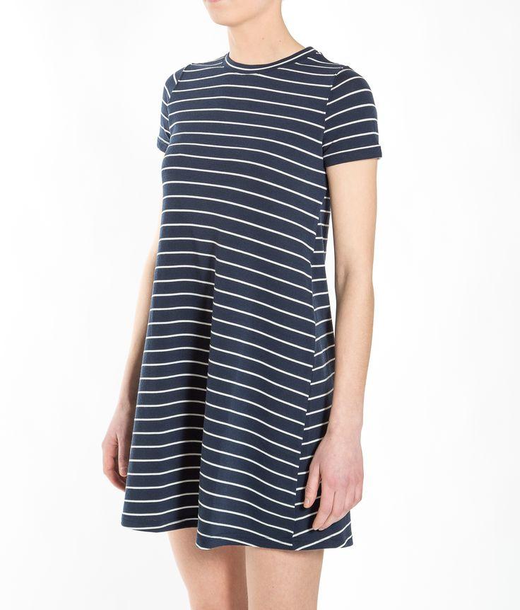 Seglar Dress Navy blue