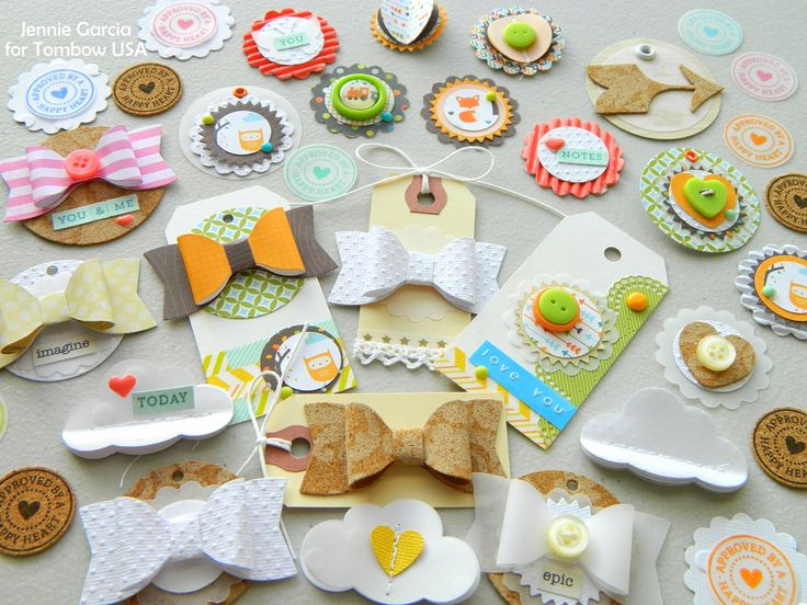 Card Making Embellishment Ideas Part - 28: DYI Embellishments