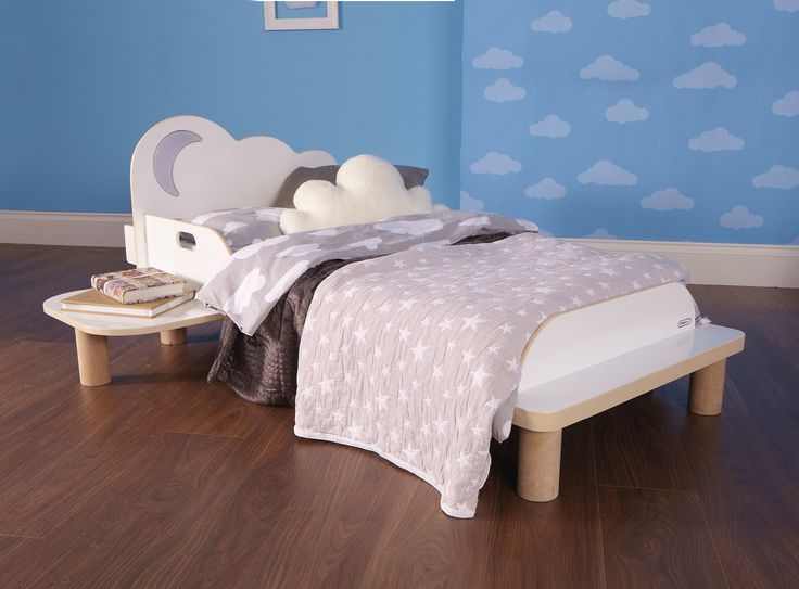 lit enfant ciel toil 70x140 un superbe lit enfant qui projette des toiles au plafond. Black Bedroom Furniture Sets. Home Design Ideas