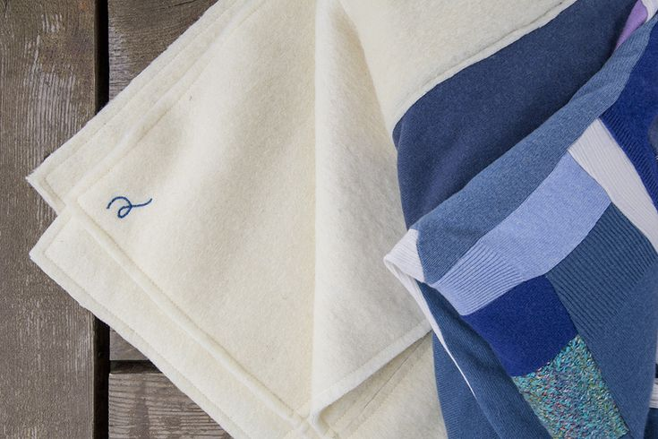 0071 | Detail Regenerated cashmere