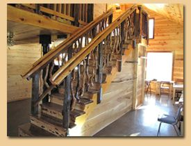 Log furniture by s e tyler handcrafted rustic log for American kitchen cabinets placerville