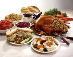 Actividades con palabras de la comida de acción de gracias