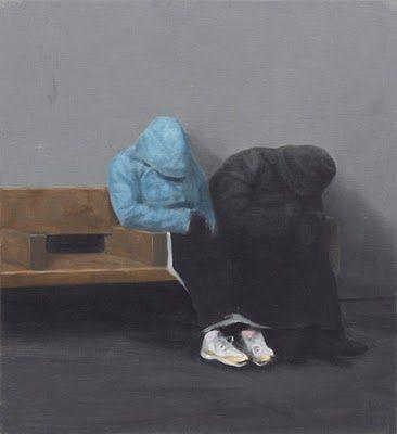 DESIGNPICKING: Tim Eitel: Couple on a Bench