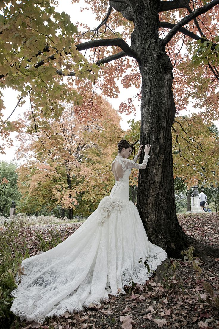 #pnina_tornai 2014 #bridal catalog style no. 4258