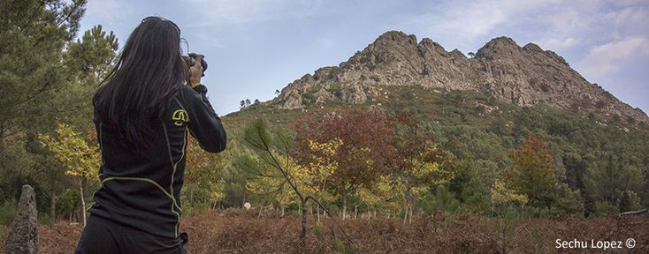 Fotografia de montaña