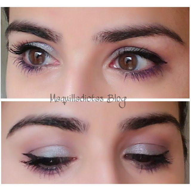 Maquilladictas: Look con una paleta. Snapshots de Sleek #maquillaje #eyemakeup #makeup #eyes #tutorial #makeuptutorial #eyeshadows