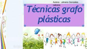 Calaméo - TÉCNICAS GRAFO PLASTICAS Etapa Garabateo Controlado y  Etapa Garabato con Nombre
