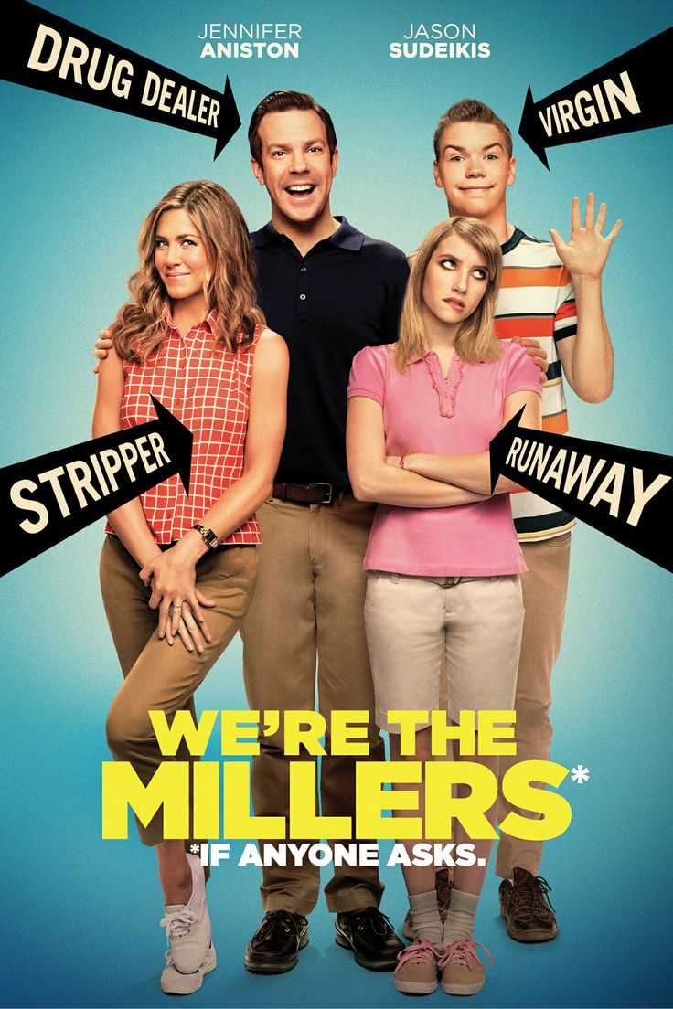 January 2014 | 13. We're the Millers