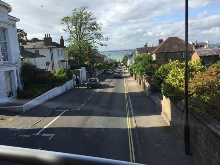 street in Ryde, Isle of Wight