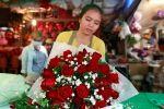 Día de San Valentín en Bangkok, Tailandia. Visite nuestra página y sea parte de nuestra conversación: http://www.namnewsnetwork.org/v3/spanish/index.php  #nnn #bernama #malaysia #malasia #amor #love #thailand #bangkok #cupid #cupido #enamorado #cultura #noticias #entretenimiento