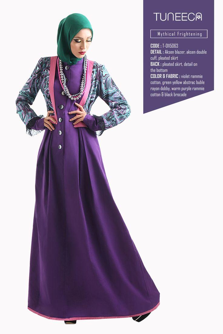 Destroyed The Dark Kingdom by Tuneeca   #tuneeca #muslimwear #hijab #fashion #casualwear #tuneeca #muslimwear #hijab #fashion