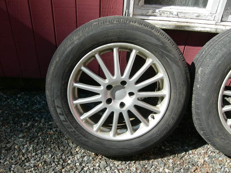 winter rim and tire packages