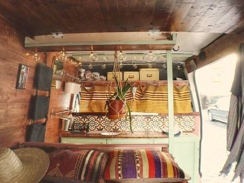 Image Result For Small Extra Seating Van Life Van