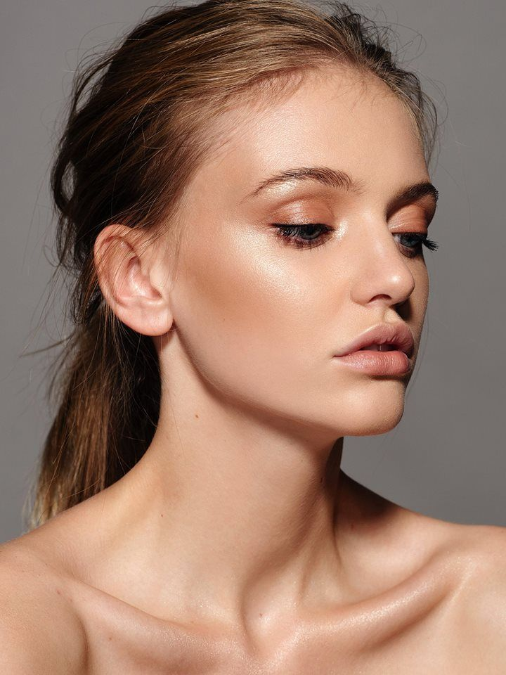 Maria Zubashchenko by Eddie New | Make Up by Ania Milczarczyk