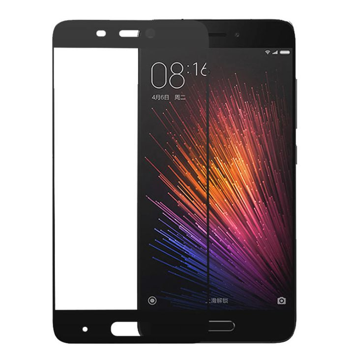 Bakeey Anti-Explosion Full Screen Tempered Glass Screen Protector For Xiaomi Mi5…